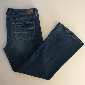 american eagle outfitters jeans size 18 regular